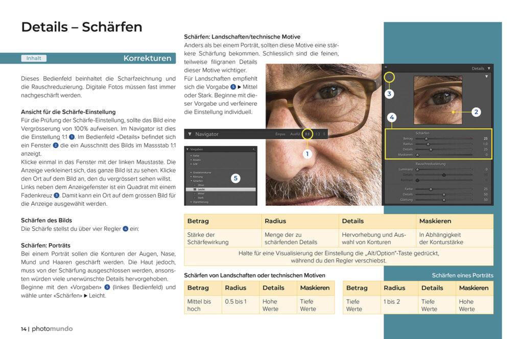 eBook Bildbearbeitung