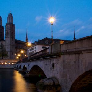 FotoKurs Zürich – Blaue Stunde