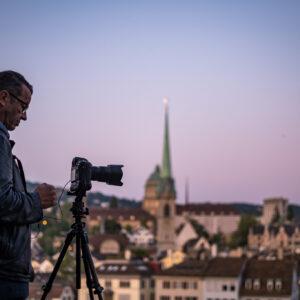 MOF Zürich – Blaue Stunde