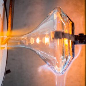 FotoKurs Glühendes Glas