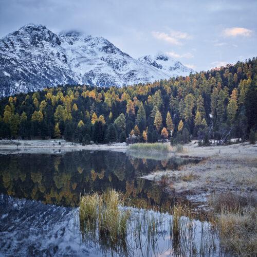 FotoKurs Engadin im Herbst